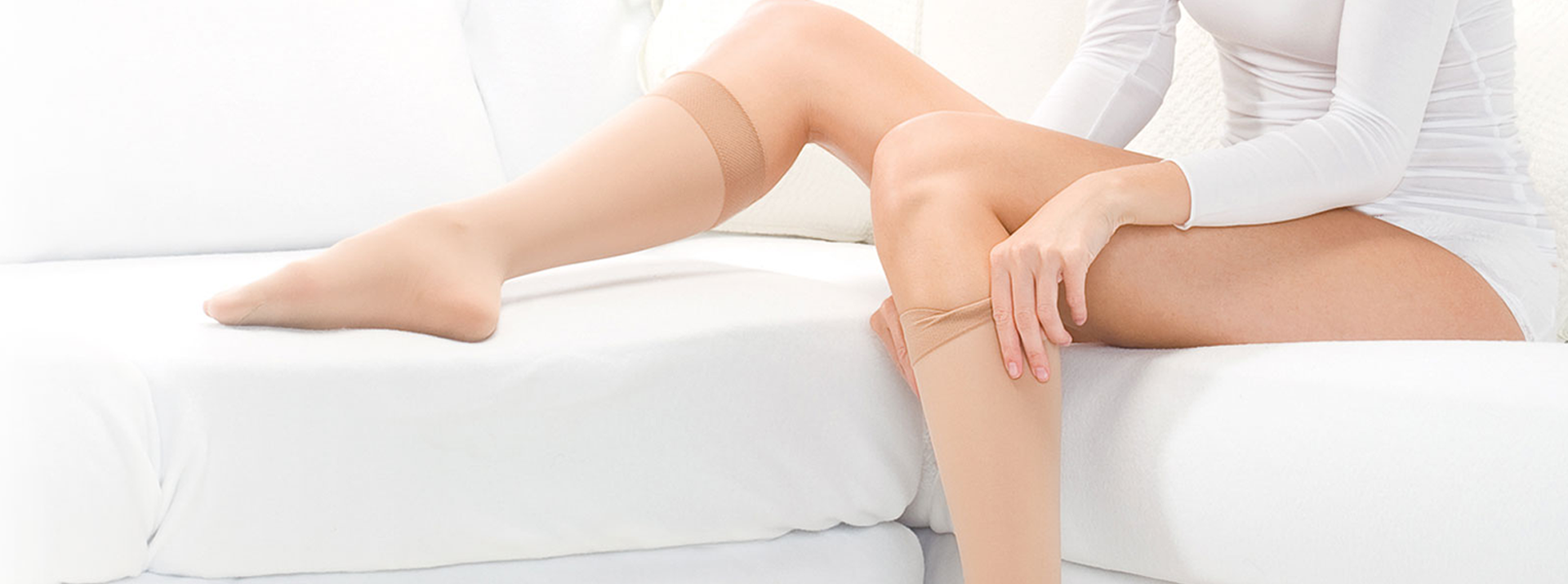 steunkousen huidtherapie aanmeten