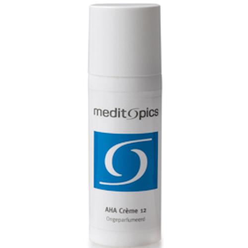 Meditopics AHA glycolzuurcreme 12%