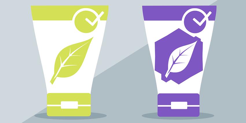 Ingrediënten huidverzorging producten