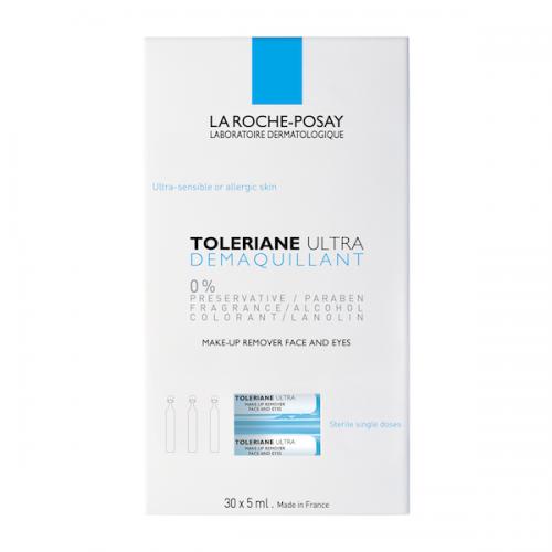 La Roche Posay Toleriane Ultra Demaquillant reiniger ampullen