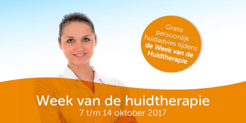 Week van de Huidtherapie 2017 Huidtotaal Arnhem