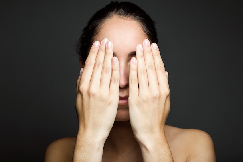 Huidproblemen schaamte angst onzekerheid