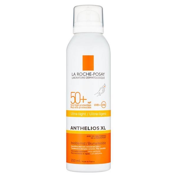 La Roche Posay Anthelios XL Ultra-licht onzichtbare spray SPF50+