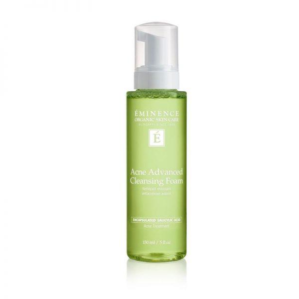 Eminence Organic Skin Care Acne Advanced Cleansing Foam