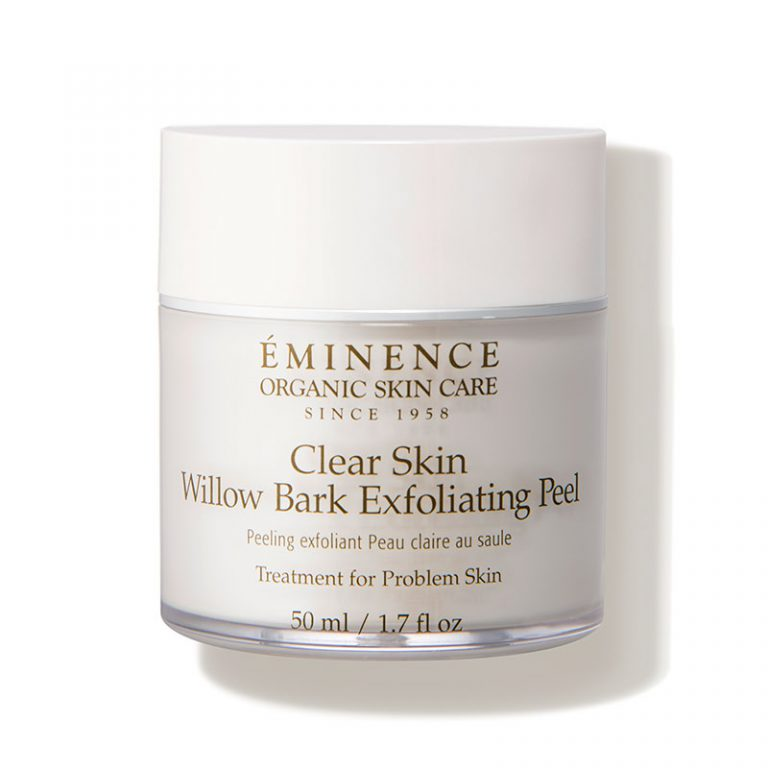 Eminence Organic Skin Care Clear Skin Willow Bark Exfoliating Peel