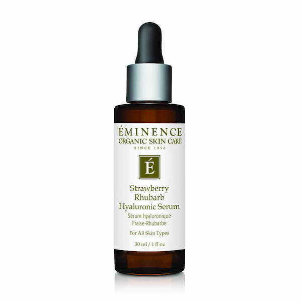 Eminence Organic Skin Care - Strawberry Rhubarb Hyaluronic Serum