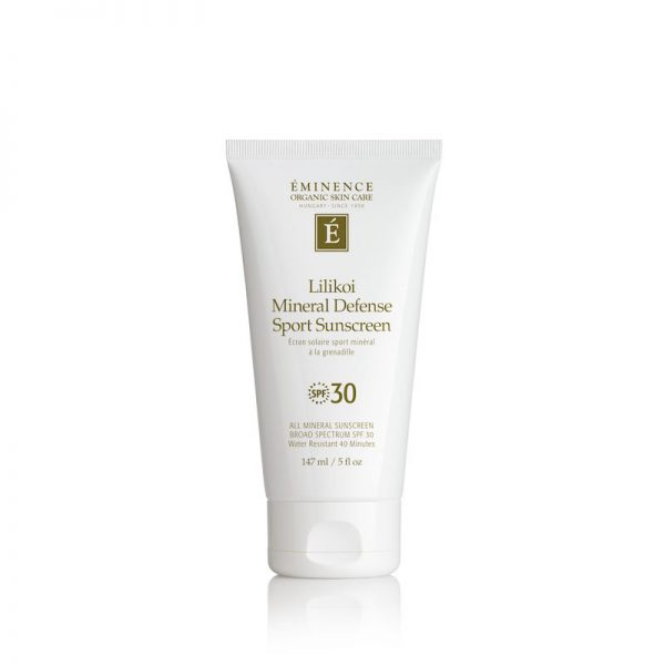 Eminence Organic Skin Care Lilikoi Mineral Defense Sport Sunscreen SPF30